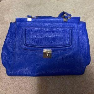 Blue Kate Spade shoulder bag
